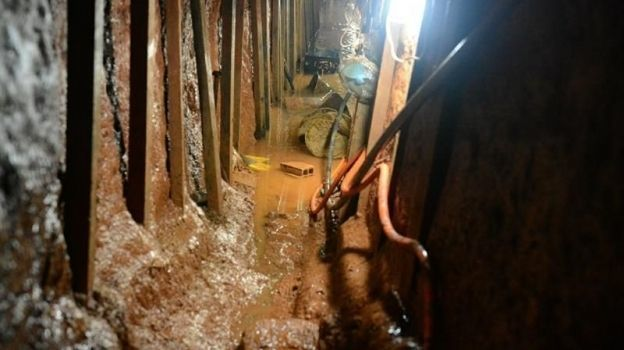 Descubren túnel en cárcel brasileña por donde 200 reos planeaban escapar