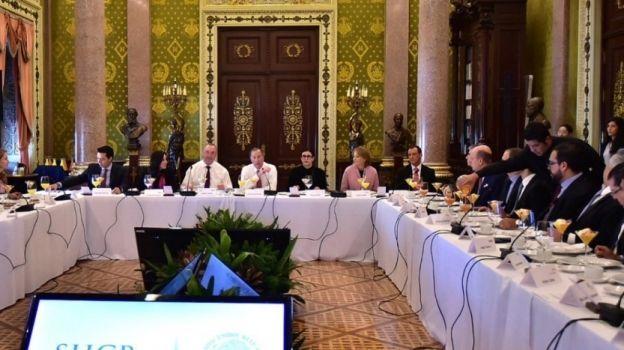 Meade destaca fortalezas que permiten crecer a México ante volatilidad internacional