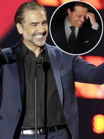 Alejandro Fernández explica si polémica foto es burla para Luis Miguel