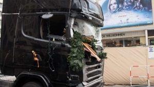 Empresa del camión polaco usado en atentado en Berlín se enfrenta a la ruina