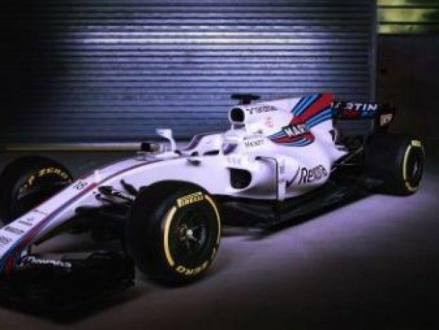 Presentación oficial del Williams 2017