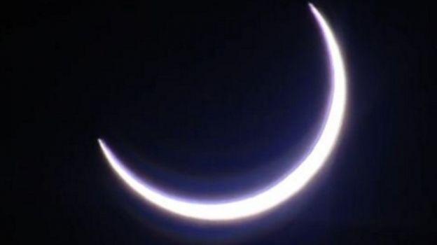 Eclipse solar anular crea un espectáculo en el hemisferio sur