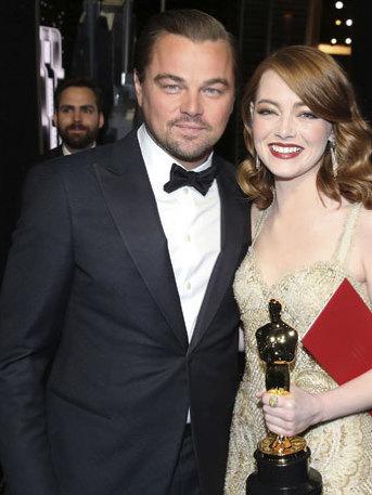 Estos son los ganadores del Oscar 2017