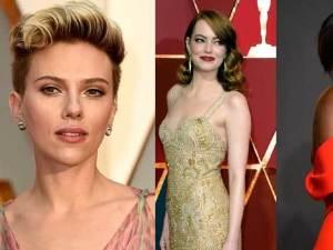 Los mejores looks de cabello corto de los Oscar 2017