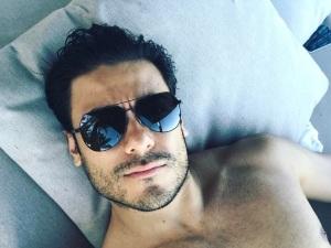 ¡Alerta Súper Hot! Carlos Rivera es una sexy tentación