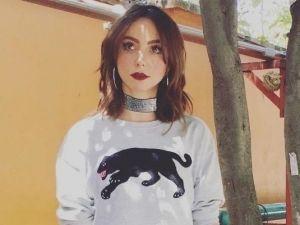 ¡Con todo! Natalia Téllez protagoniza candente trío con 'Burro' Van Rankin (VIDEO)