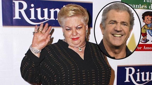 Serie de Paquita la del Barrio tendrá al hijo de Mel Gibson