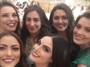 ¡Se nos casa! Miss Universo Ximena Navarrete celebra despedida de soltera