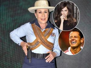 ¿Falso amor? Laura Zapata insinúa que Camila sale con Chicharito por ¡interés!