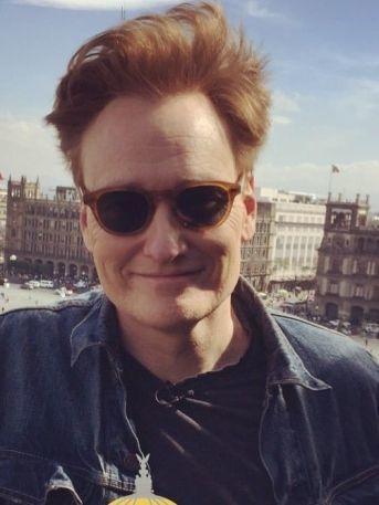 ¡La espera ha terminado! Conan O'Brien llega a Las Estrellas