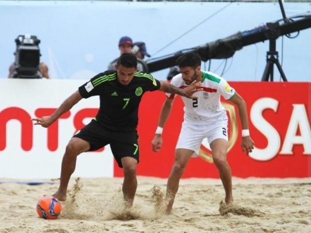 México conoce a rivales de Mundial de Playa