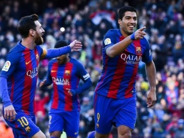 Barcelona golea 6-1 a Sporting de Gijón