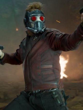 'Star Lord' conoce a su padre en  'Guardianes de la Galaxia 2'
