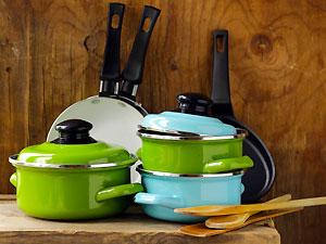 Cómo limpiar y cuidar tus ollas de acero inoxidable