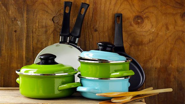 Cmo limpiar y cuidar tus ollas de acero inoxidable - Como limpiar acero inoxidable ...