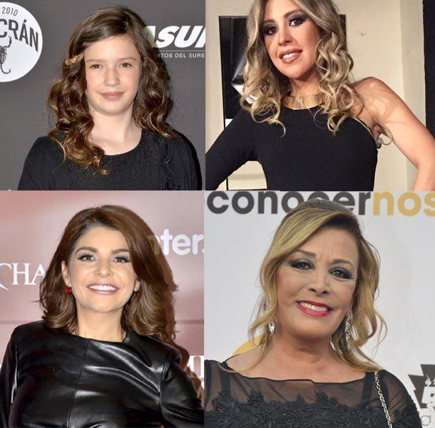 Mía Rubín, Nicole Vale, Itatí Cantoral y Sylvia Pasquel interpretarán a Silvia Pinal