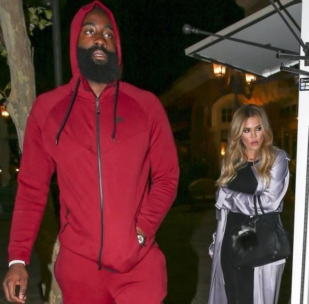 James Harden se arrepiente de su relación con Khloé Kardashian