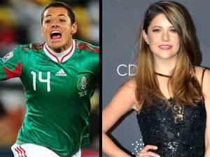 Leticia Sahagún, ex novia del Chicharito, opina sobre noviazgo con Camila Sodi