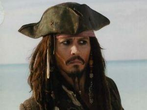 ¡Así se veía 'Jack Sparrow' cuando era joven! (VIDEO)
