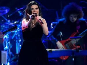 Laura Pausini, ¿embarazada de nuevo? (video)