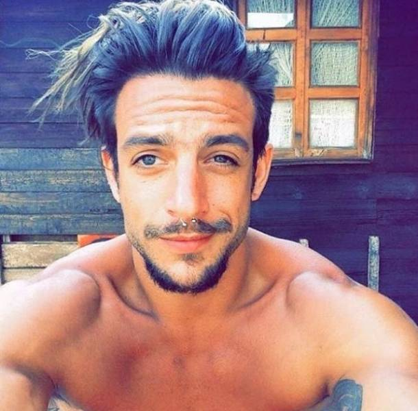 Joaquín Ferreira no se arrepiente de haber protagonizado videos para adultos