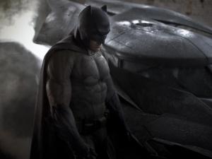 ¡Está increíble! Así será el Batimóvil de Liga de la Justicia (FOTO)