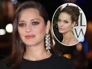 Marion Cotillard sorprende con drástico look... ¿para parecerse a Angelina Jolie? (FOTOS)