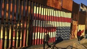 Globos aerostáticos vigilantes en la frontera