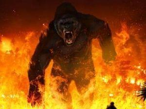 RESEÑA: 'Kong' regresa para conquistar la taquilla con 'Isla Calavera'