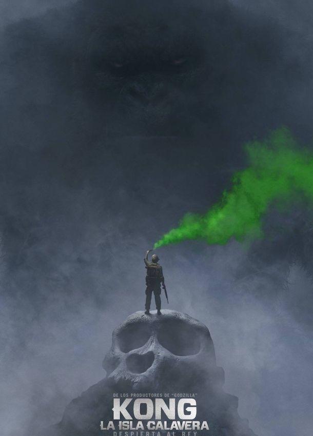 Aquí te decimos si vale la pena ver 'Kong: La Isla Calavera'