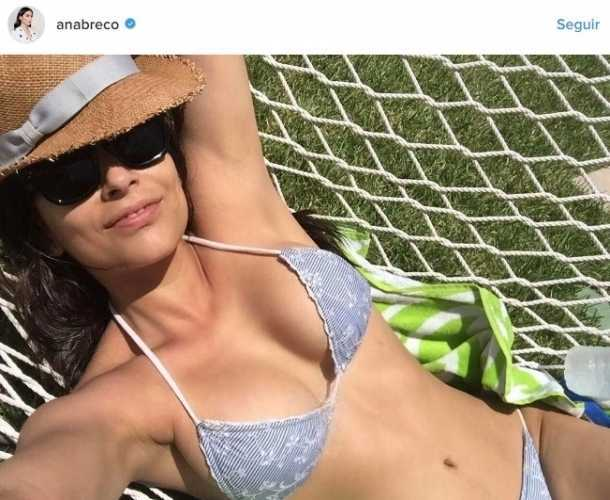 Ana Brenda seduce redes sociales con diminuto bikini