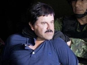Captura de El Chapo Guzmán llegará al cine