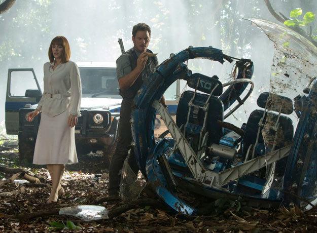 Jurassic World 2 se estrenará en junio de 2018 y ya lanzaron la primera foto