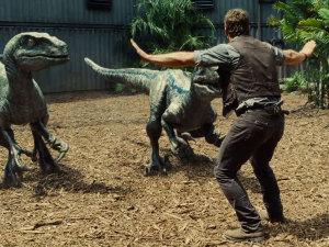 ¡Colosal! Aquí está la primera imagen de Jurassic World 2