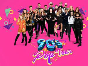 ¡OV7 y Caló revelan todo acerca del 90's Pop Tour!