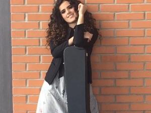 Camila, hija de Alejandro Fernández, estrena su primer sencillo 'Mío' (Video)