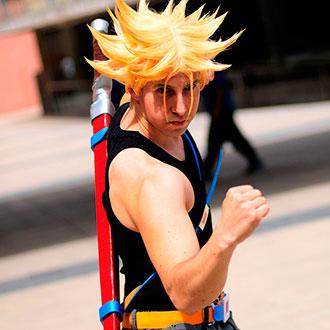 Las mejores imágenes de la exposición de Dragon Ball