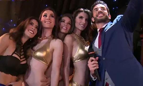 BACKSTAGE: ¡Las chicas de Nuestra Belleza antes de salir al escenario en traje de baño!