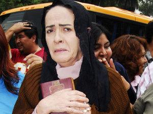 ¡La pícara 'Chabelita' es detenida y deportada de Estados Unidos!