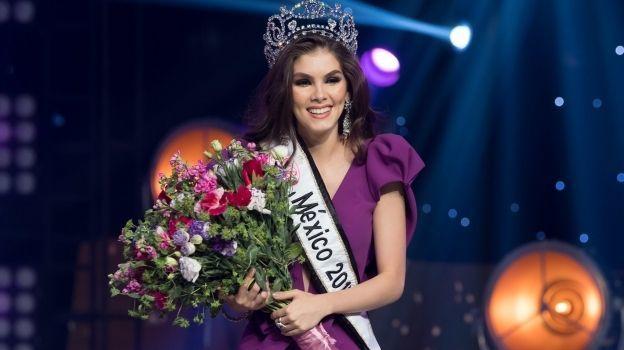 Denisse Franco Piña, representante del estado de Sinaloa, es Nuestra Belleza México 2017
