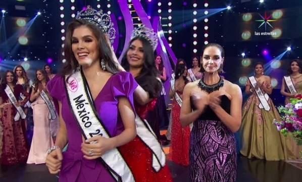 VIDEO: ¡Así fue como se anunció a la ganadora de Nuestra Belleza México 2017!