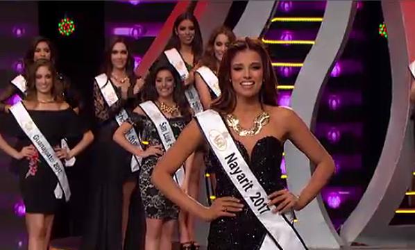 VIDEO: ¡Ellas fueron las 15 semifinalistas de Nuestra Belleza Mexico 2017!