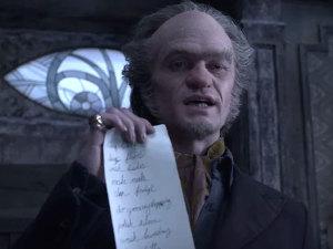 Tenemos aviso de un evento bastante afortunado... ¡El Conde Olaf regresa!