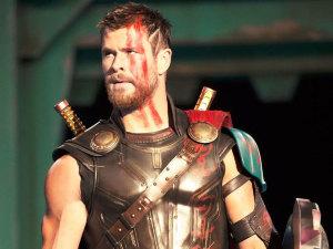 ¡Así de sexy se prepara Chris Hemsworth para lucir cuerpo en 'Thor'!