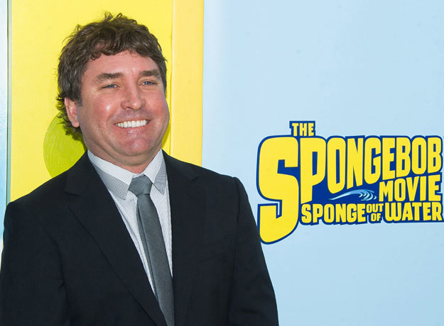 Stephen Hillenburg, creador de Bob Esponja, sufre esclerosis