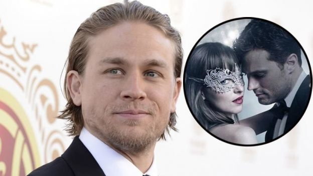 Se supo: a Charlie Hunnam le daba asco besar a Dakota Johnson