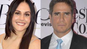 Zuria Vega y Daniel Arenas tendrían un inesperado romance