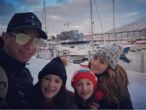 ¡Andrea Legarreta presume sus vacaciones en Instagram!