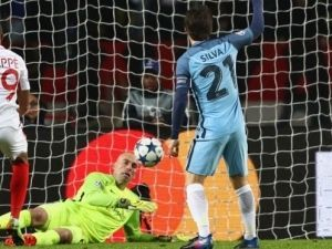 Fotos Mónaco vs Manchester City