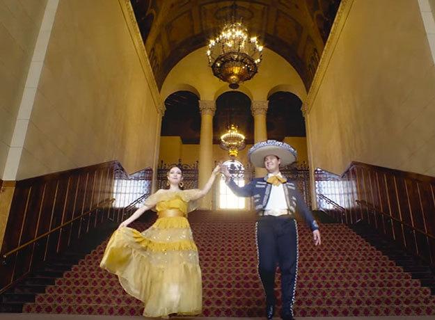 El sitio para latinos We are metú lanzó el video de La Bella y la Bestia con mariachi